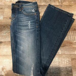 💞 Vigoss Studio distressed flare jeans 💞